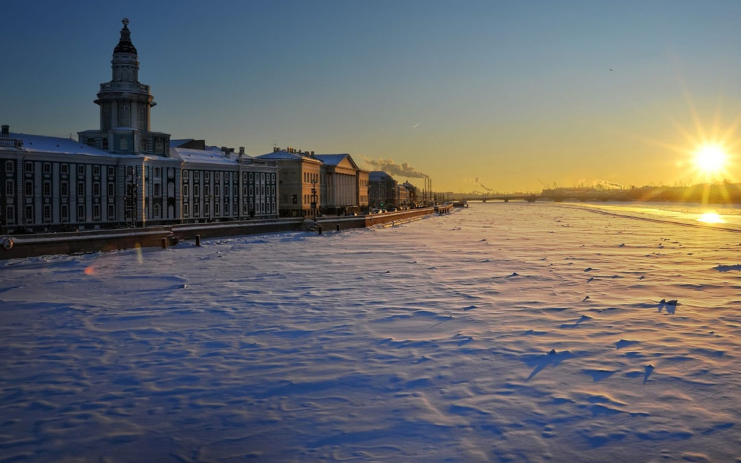 Things to do in St.Petersburg in winter